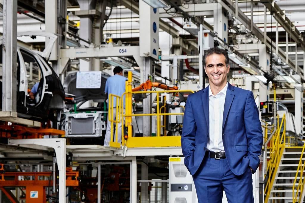 Pablo Di Si, presidente da Volkswagen