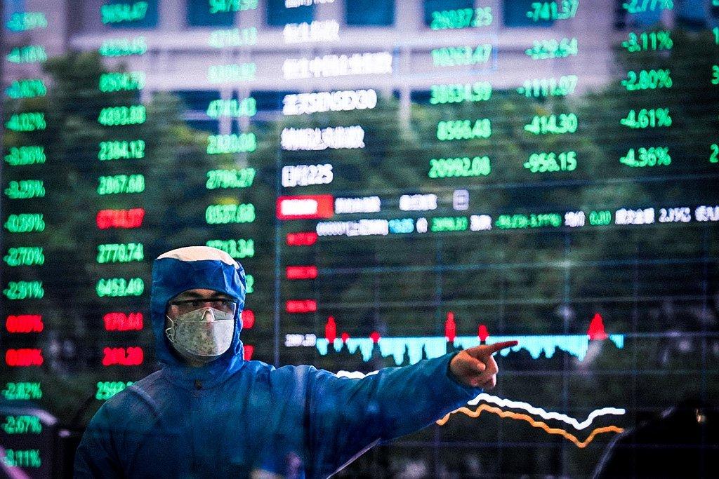 Mercado financeiro; Ásia; bolsa de valores