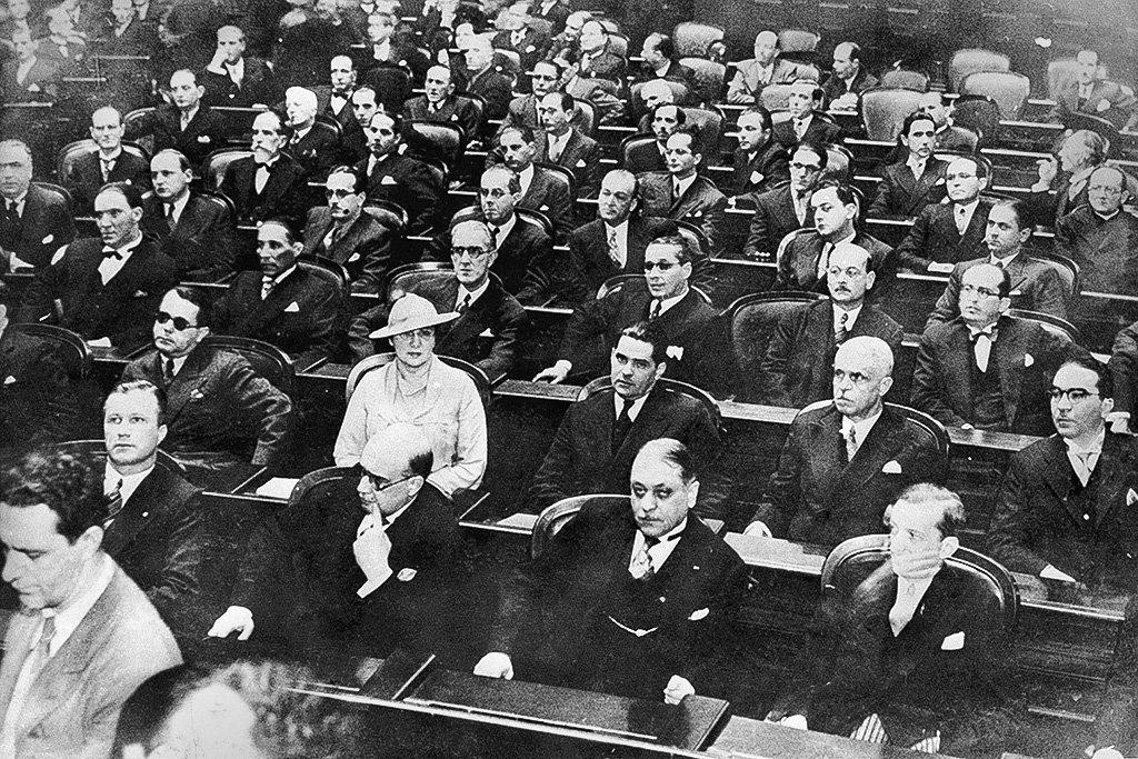 No cenário político, parece que estamos ainda em 1934 | Exame