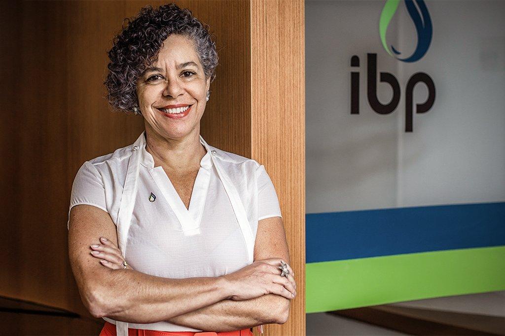 Cristina Pinho, diretora executiva corporativa do Instituto Brasileiro de Petróleo e Gás (IBP)