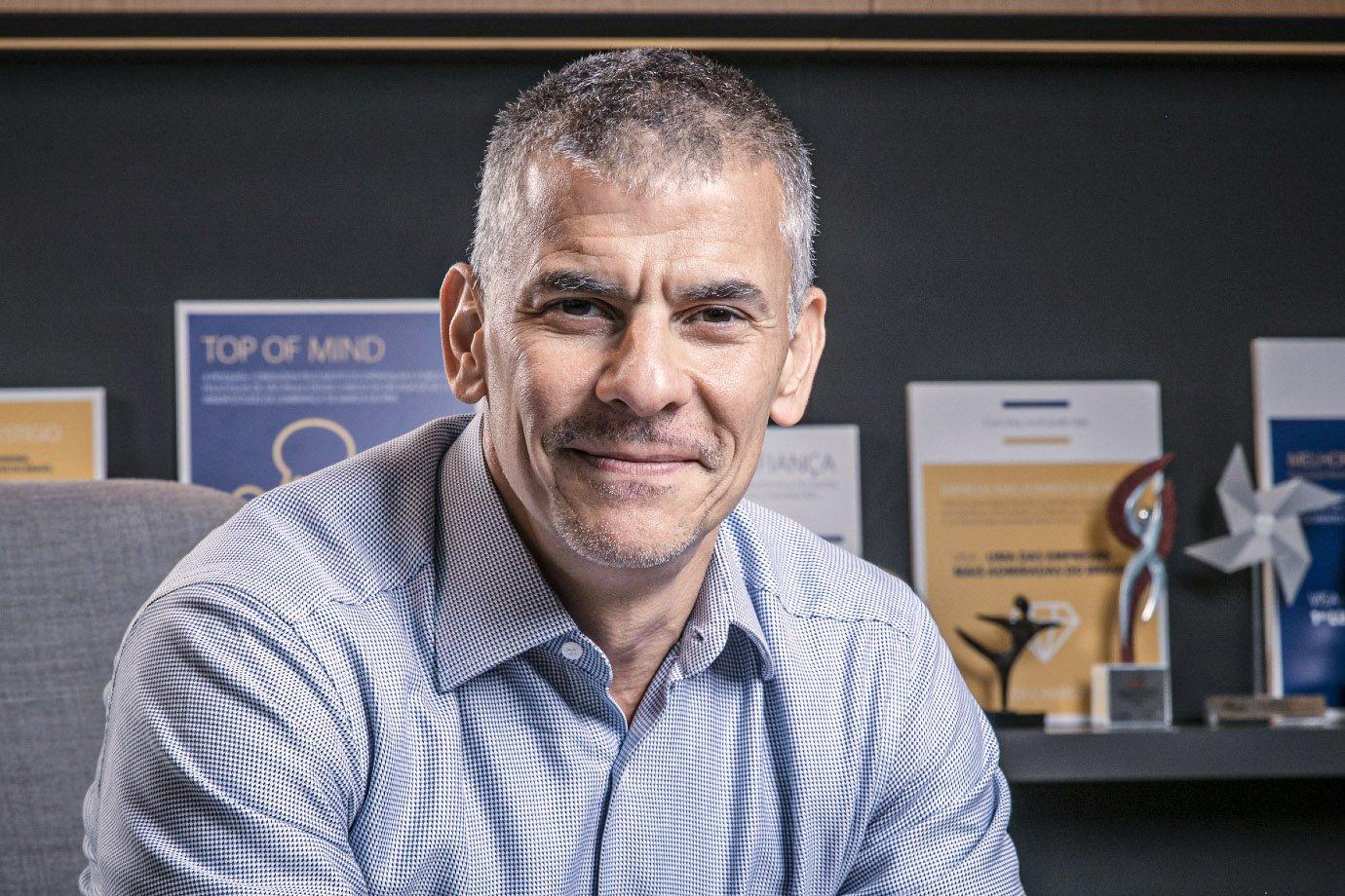 Fernando Teles, CEO da Visa no Brasil