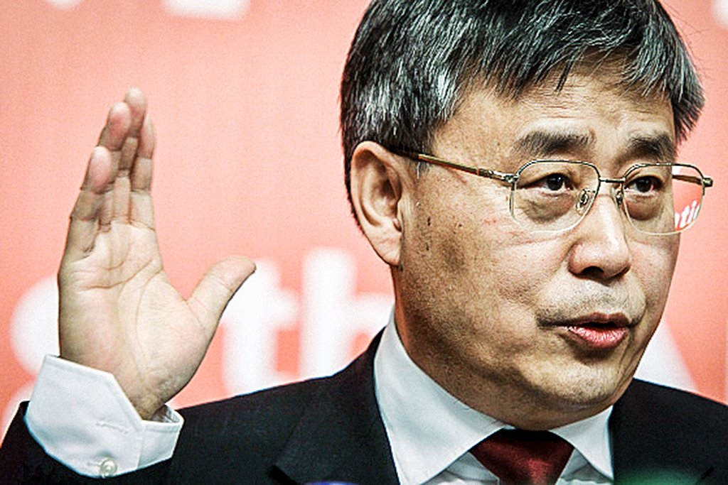 China alerta para bolhas
