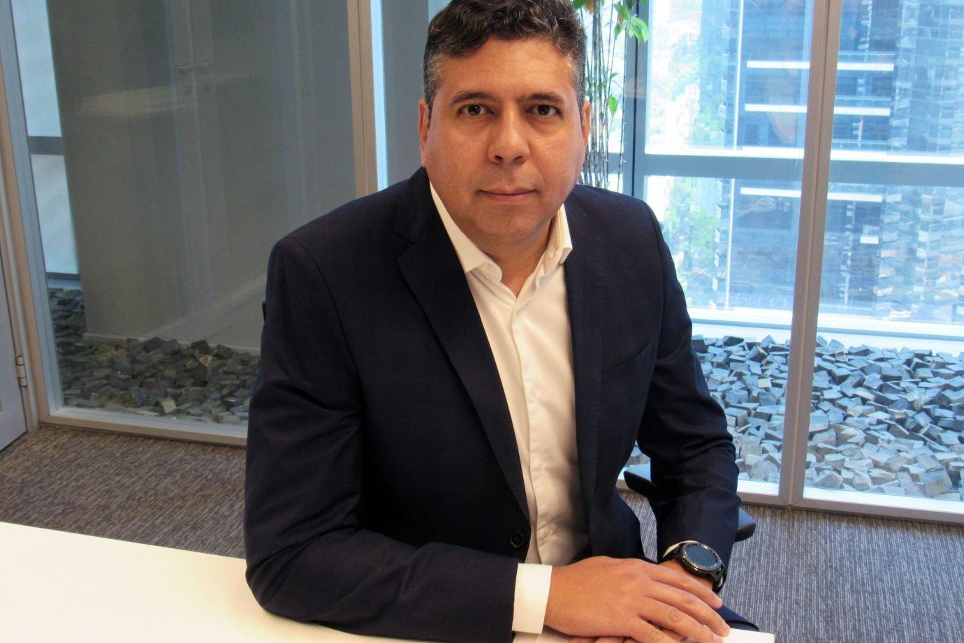 Helbert Oliveira, diretor de eletrodomésticos da Samsung Brasil