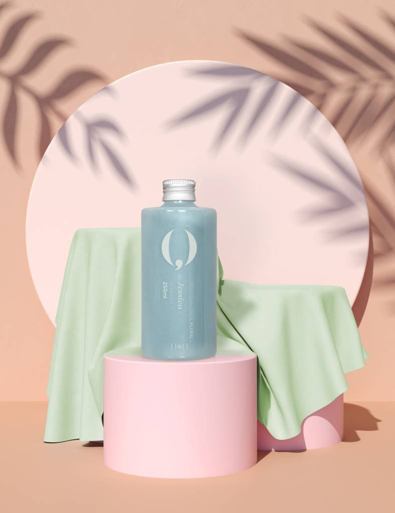 MEU Q 02 A shampoo to call your own: startup innovates with personalized cosmetics