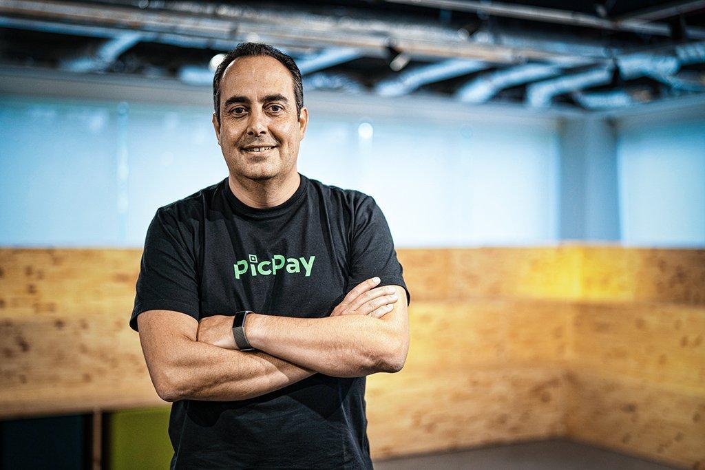 Eduardo Chedid, CEO do PicPay