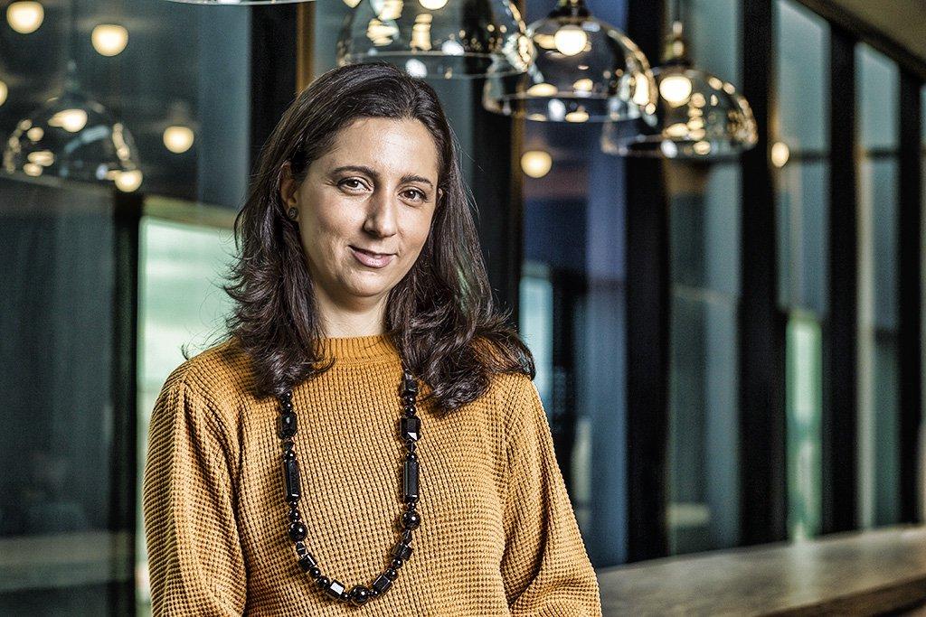 Regina Chamma, diretora de Google Play para a América Latina