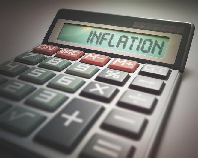 inflação nos Estados Unidos