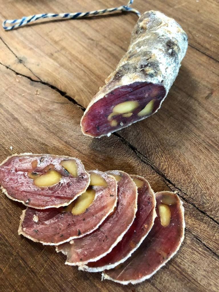 salame From chocolate with roe to tuna salami: the tide is in for fish