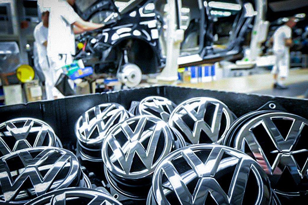 volkswagen carbono emissão