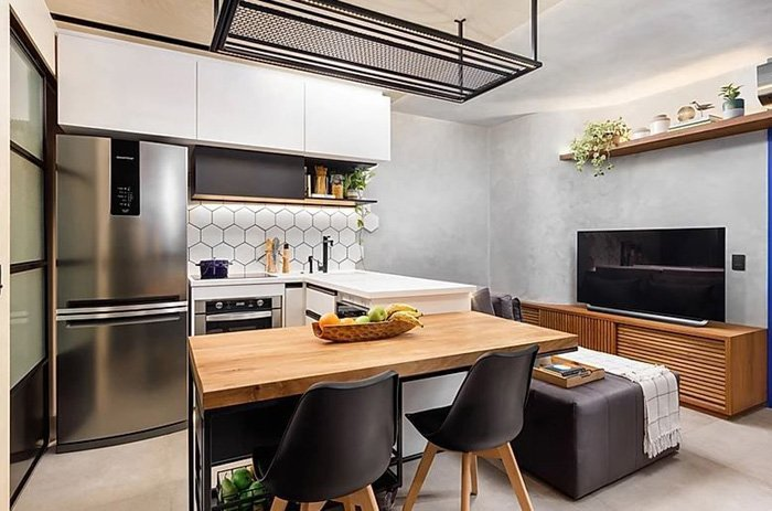 3P Studio Three trends in kitchen decor and coatings