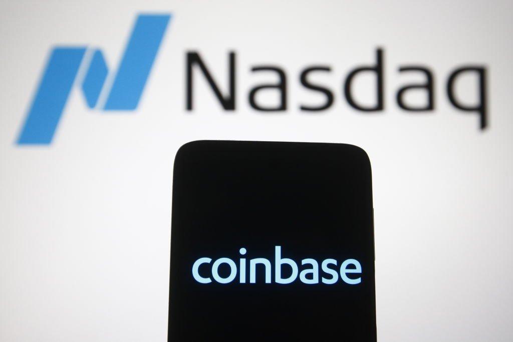 Coinbase, Nasdaq