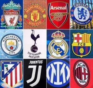 Clubes fundadores da Super Liga