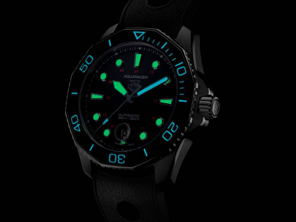High Quality PNG WBP208C.FT6201 SLN The return of Aquaracer, one of TAG Heuer's most striking watches