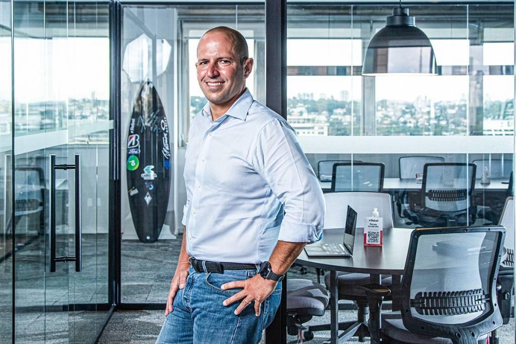 Rafael Pereira, cofundador da Open Co e ex-CEO da Rebel