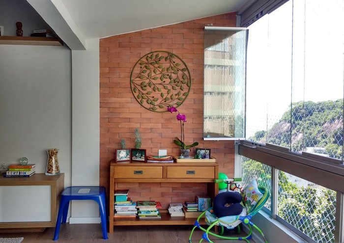Maria Helena Torres Balconies: how to keep them organized and attractive
