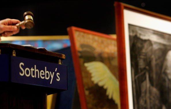 Sotheby's leva leilões de NFTs para o metaverso com plataforma exclusiva