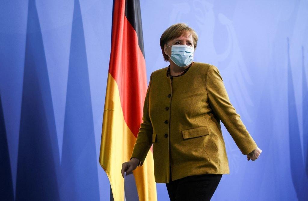 Angela Merkel, da Alemanha