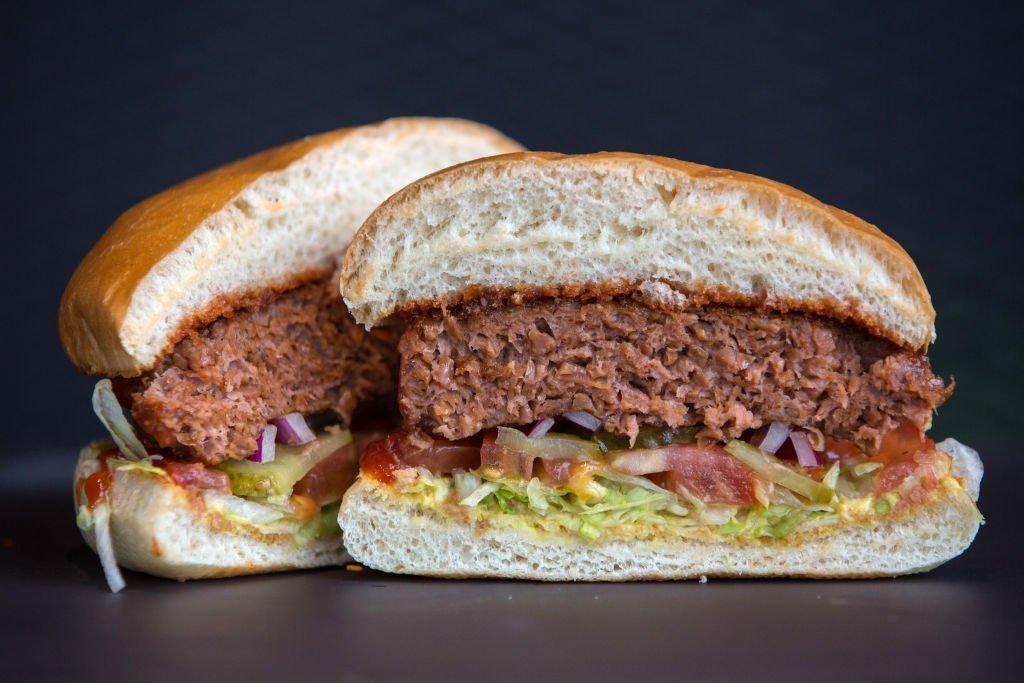 Hamburguer Beyond Meat