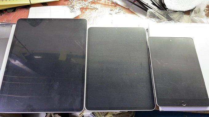 Supostos novos iPads