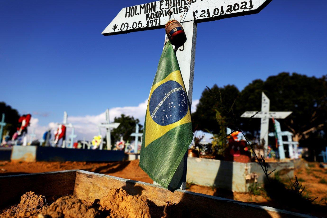 Uma nova variável: será o Brasil o país com mais mortos no mundo