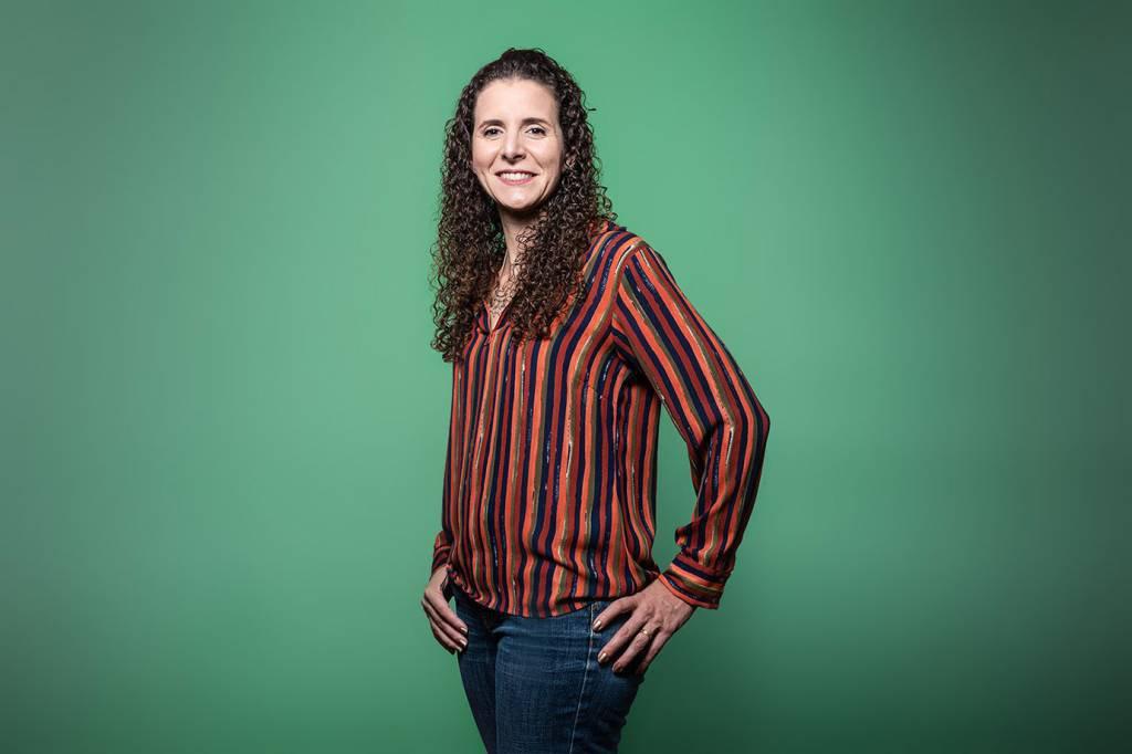 A gestora influencer Heloísa Cruz, diretora da consultoria Stoxos