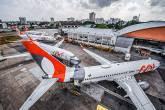 Aeroporto de Congonhas; Avião parado, Quarentena; Gol;