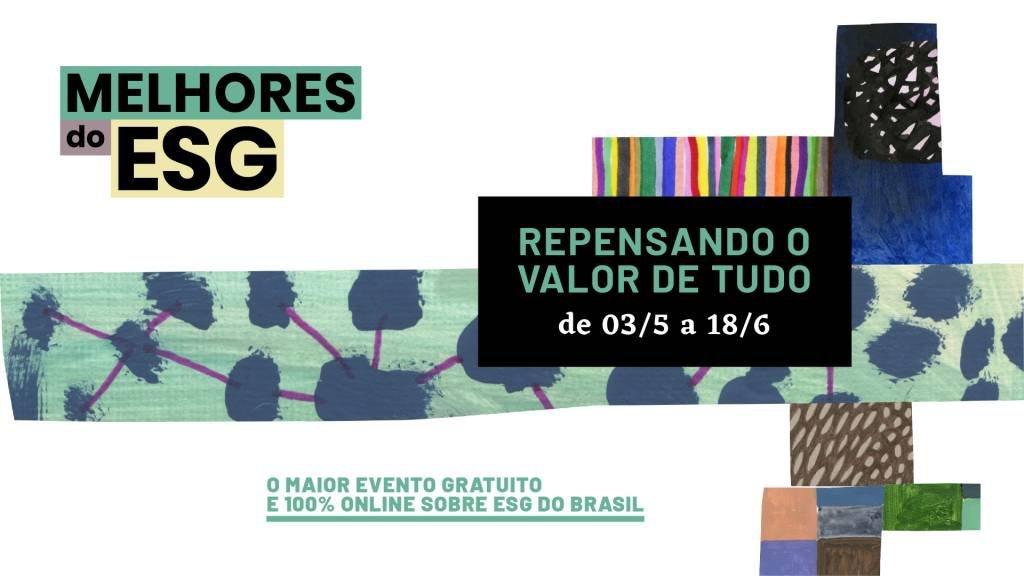 Banner do evento Melhores do ESG
