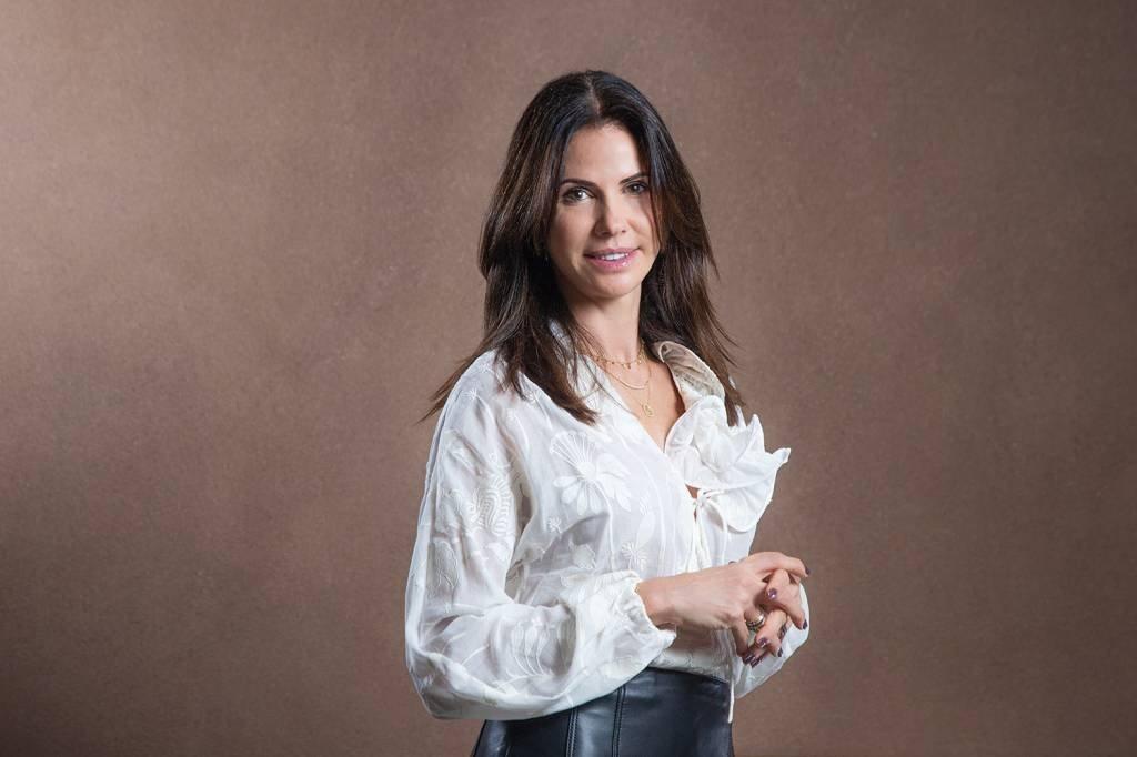 Paula Salamonde - CEO da BlackRock foto: Leandro Fonseca data: 31/05/2021