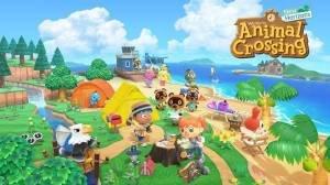 Em Animal Crossing: New Horizons os jogadores criam um personagem e têm a missão de viver sua vida em uma ilha deserta