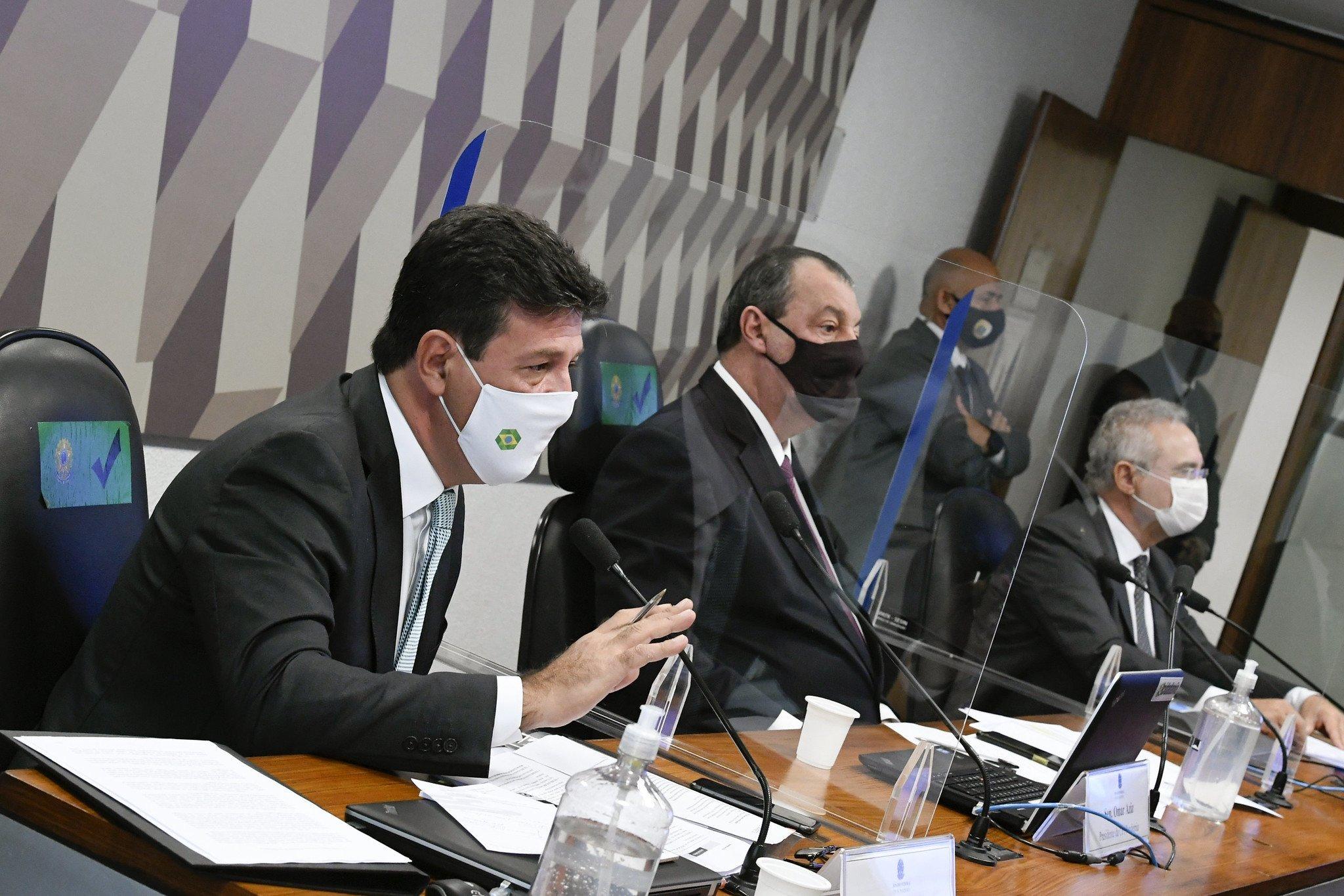 CPI da Covid: governistas apresentam requerimentos que miram em Estados