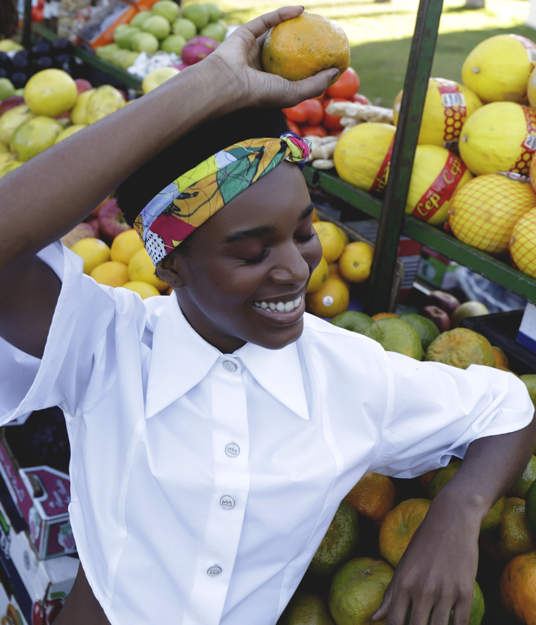 f25 With virtual parade, Fabiana Milazzo launches project to fight hunger