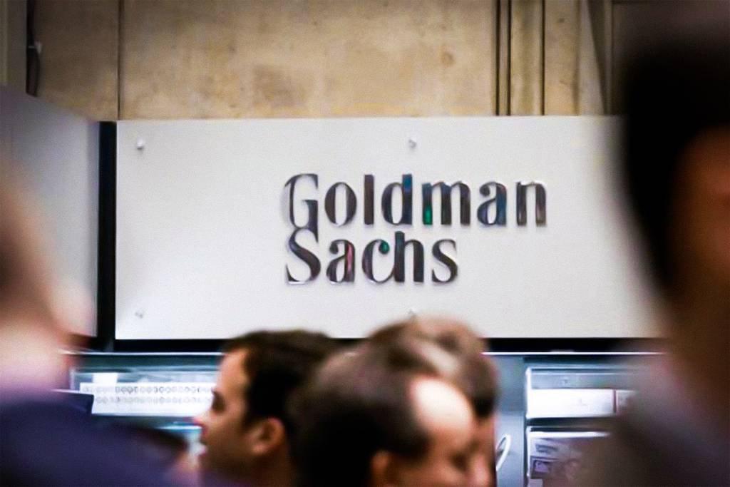 negociação de criptomoedas goldman sachs como ser um bom comerciante de opções binárias