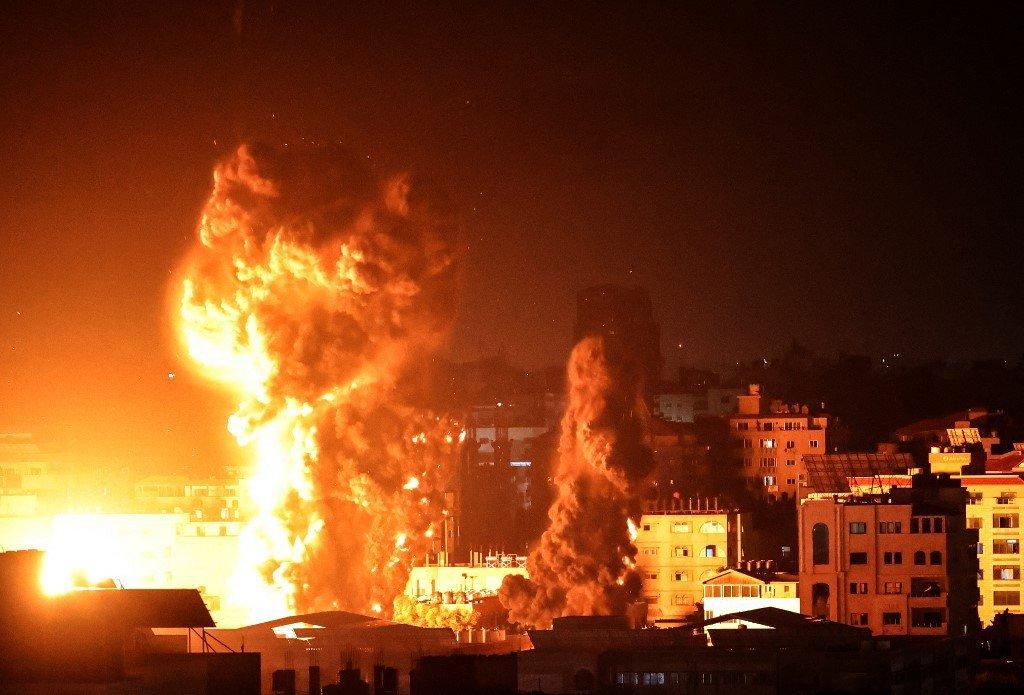 Confronto Israel e Palestina: Nova noite de bombardeios israelenses em Gaza; quase 200 mortos em uma semana