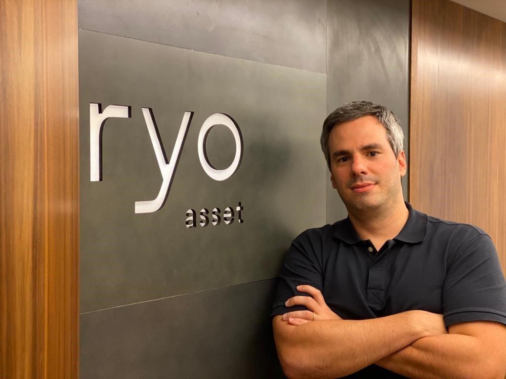 Luiz Constantino, um dos sócios-fundadores da Ryo Asset