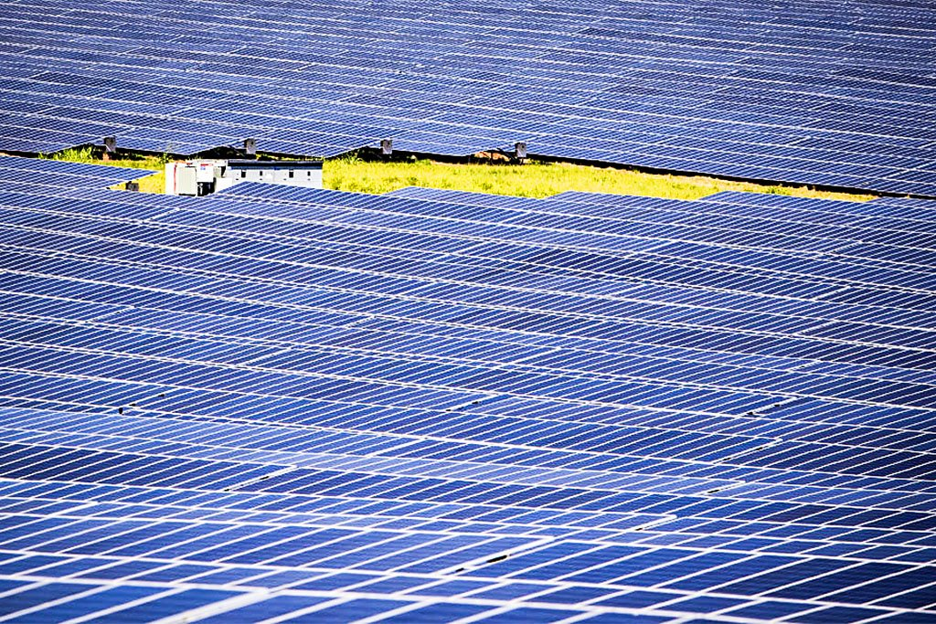 Solar Farm - energia solar