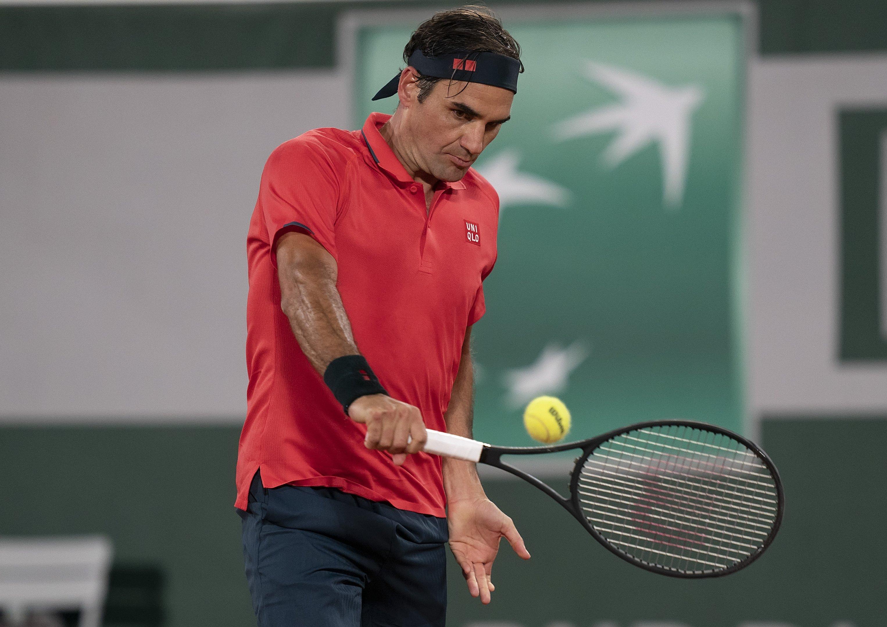"""Aos 39 anos, Federer quer """"ir com tudo"""" em temporada de grama"""