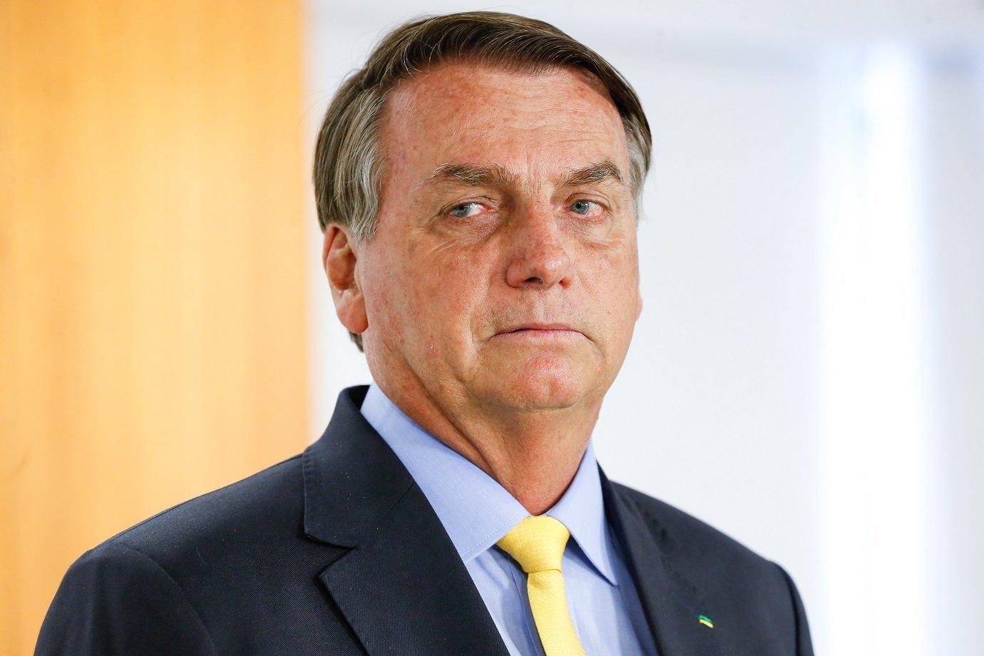 Presidente Jair Bolsonaro. (Foto: Reprodução/Alan Santos/PR/Flickr)
