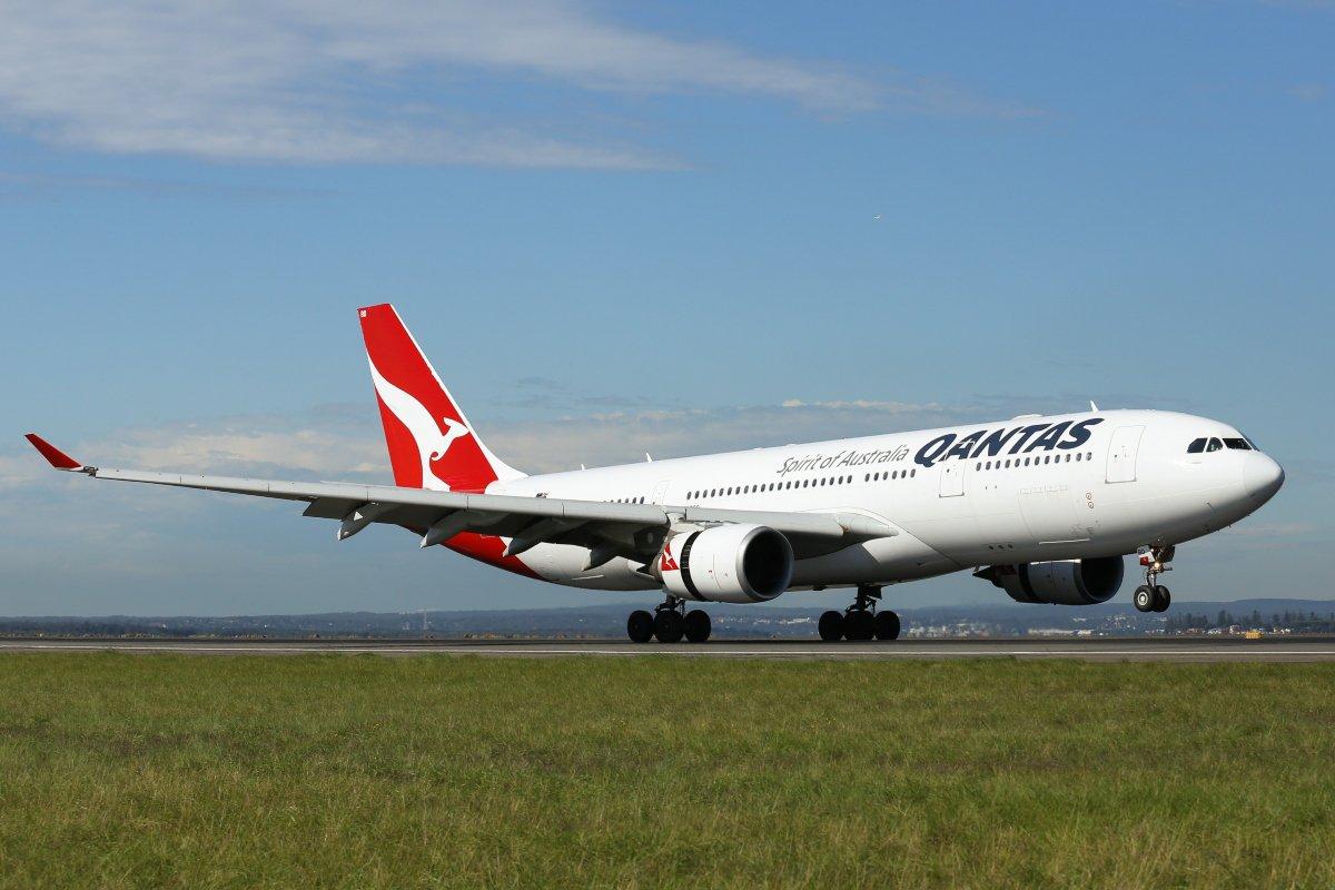 Airbus A330 Qantas Airways