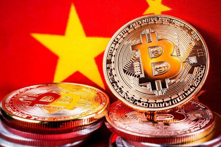 Bitcoin na China