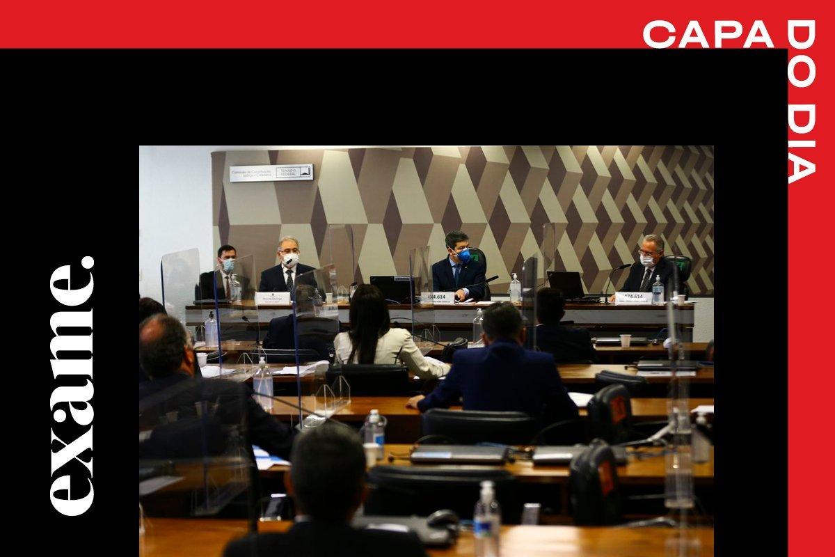 Por que a convocação do auditor do TCU dá novo fôlego à CPI da Covid