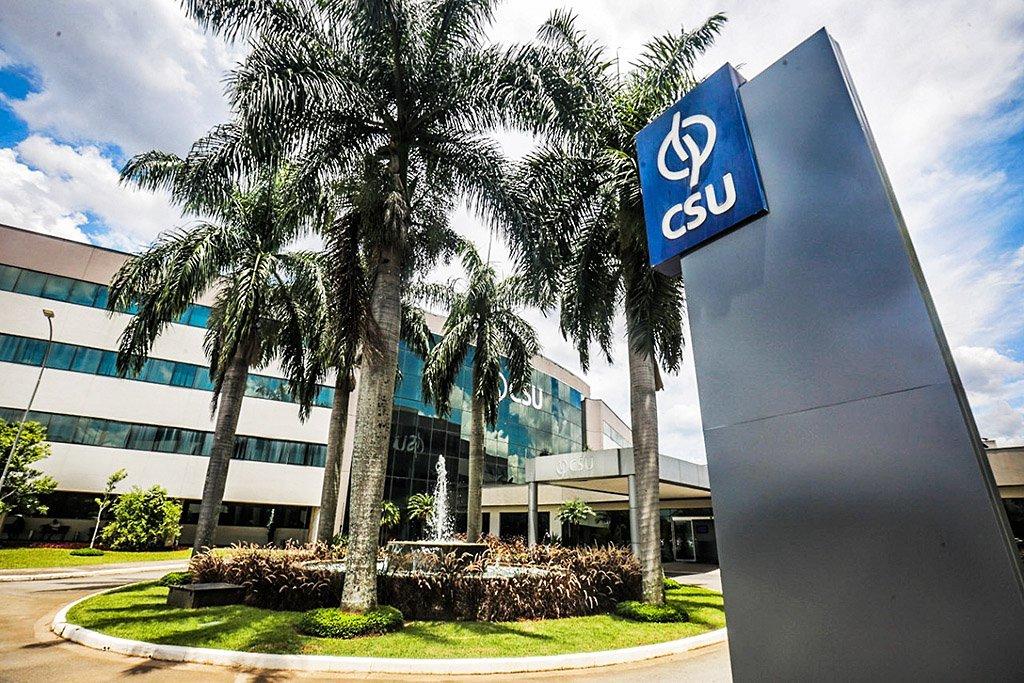 Sede da CSU em Barueri, na Grande São Paulo