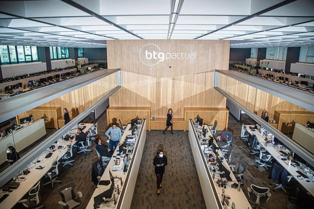 BTG Pactual: lucro recorde reflete novo patamar do banco