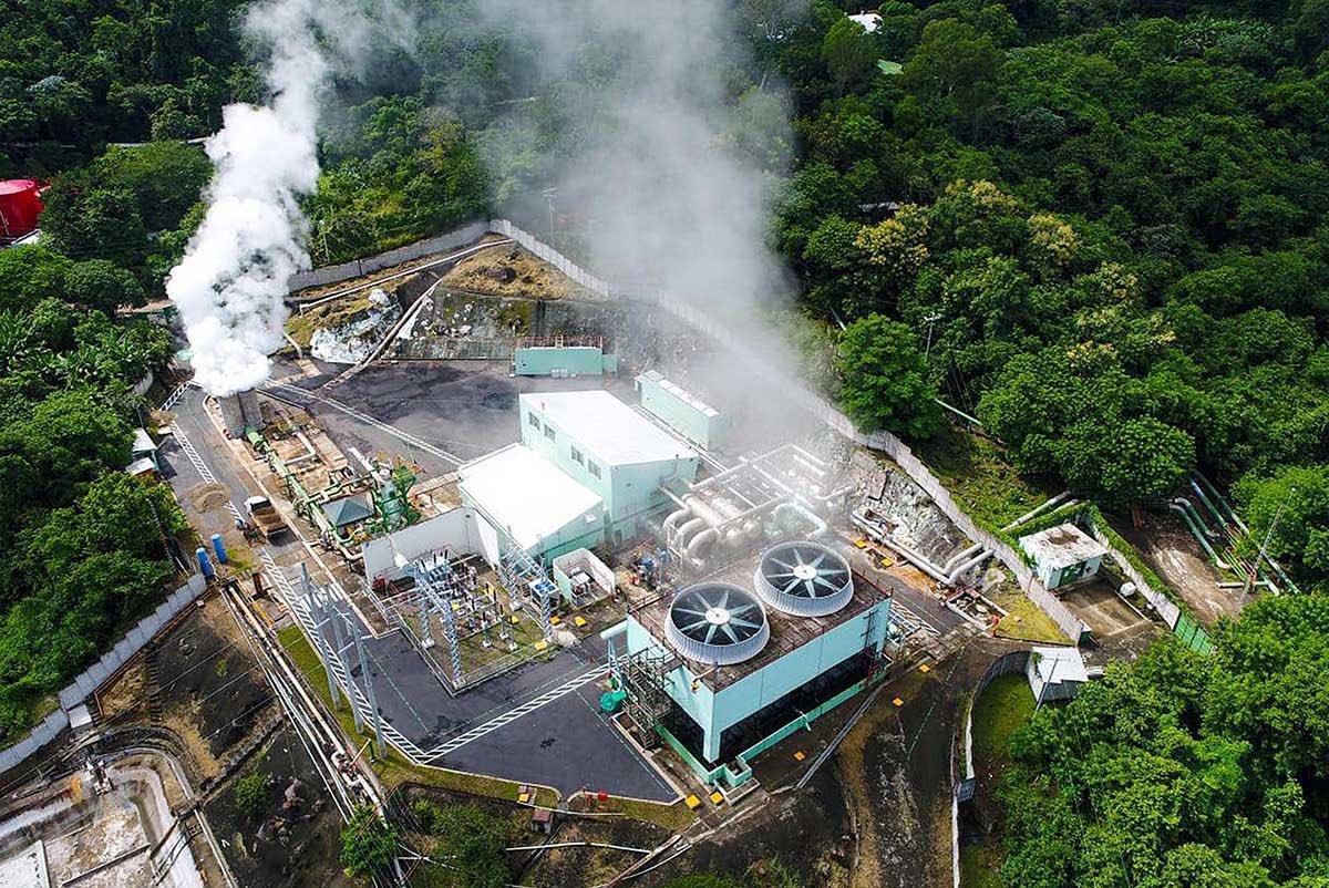 El Salvador quer minerar bitcoin com energia produzida a partir de vulcões