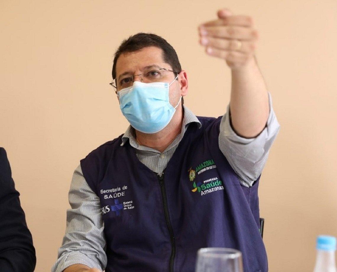 CPI ouve nesta terça ex-secretário de Saúde do Amazonas, Marcellus Campelo
