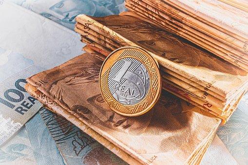 dinheiro moeda real