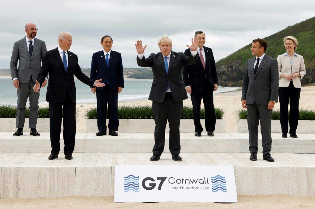 Líderes do G7 determinam os princípios que CBDCs devem seguir
