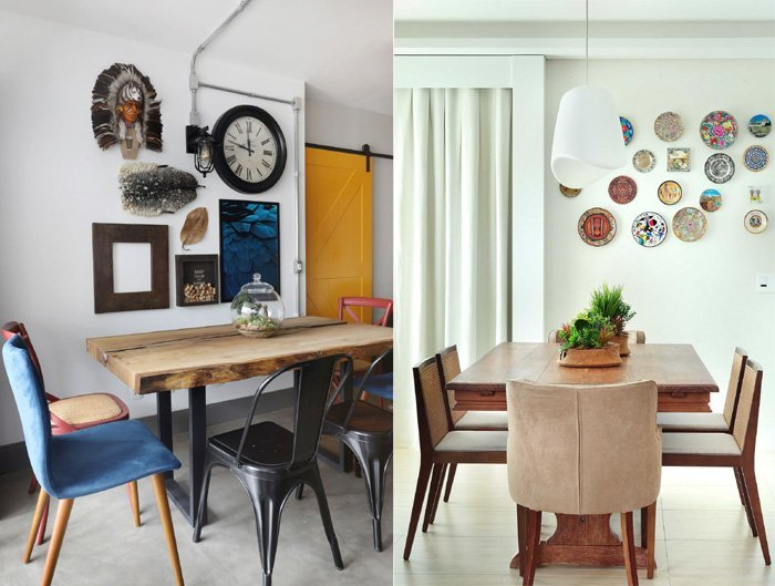 2 1 6 Ways to Decorate the Dining Table