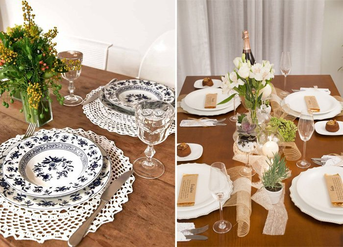 6 1 6 Ways to Decorate the Dining Table