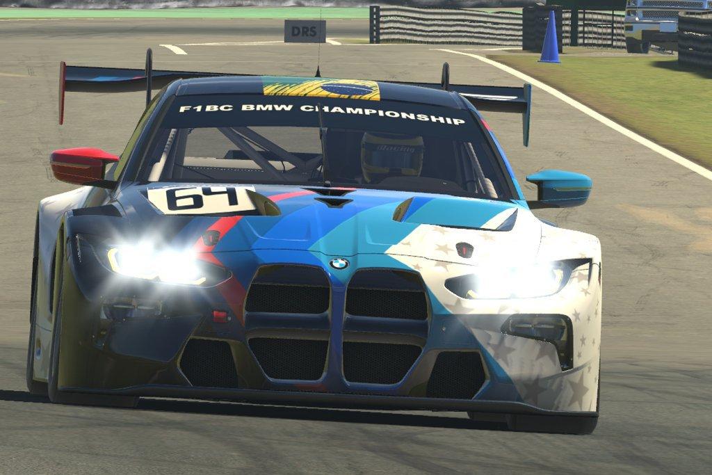 Campeonato virtual do BMW M4