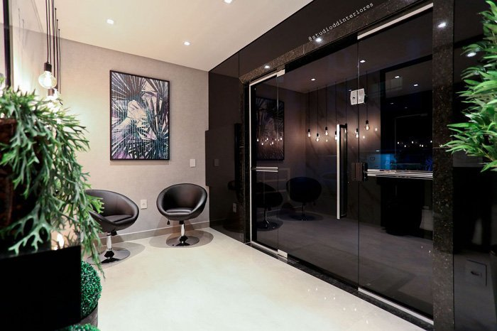 Diego Duracenski Entrance hall: charming and simple decoration for the house
